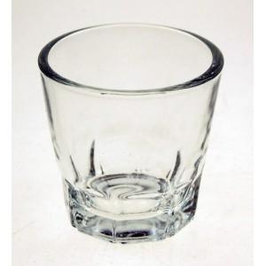 Panák sklo 70 ml - sada 6 ks