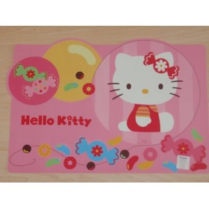 Prostírání Hello Kitty 3,tvar, 42x29cm
